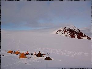 Les Montagnes du silence - Svalbard