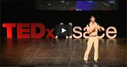Le conférencier Olivier Soudieux à TEDx